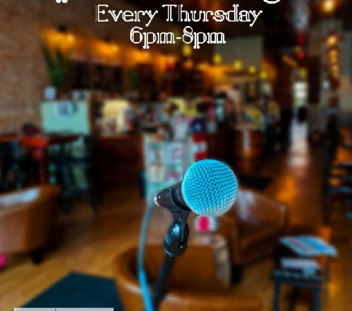 Thursday Open Mic Night